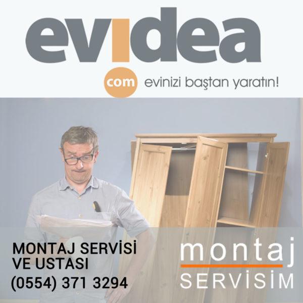 evidea-montaj-servisi
